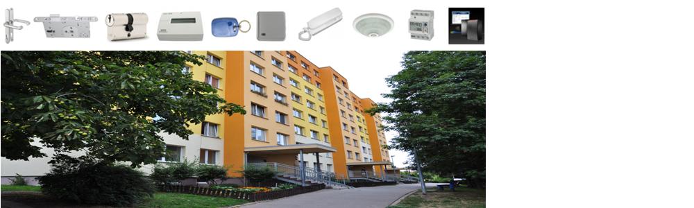 Řešení pro bytové domy